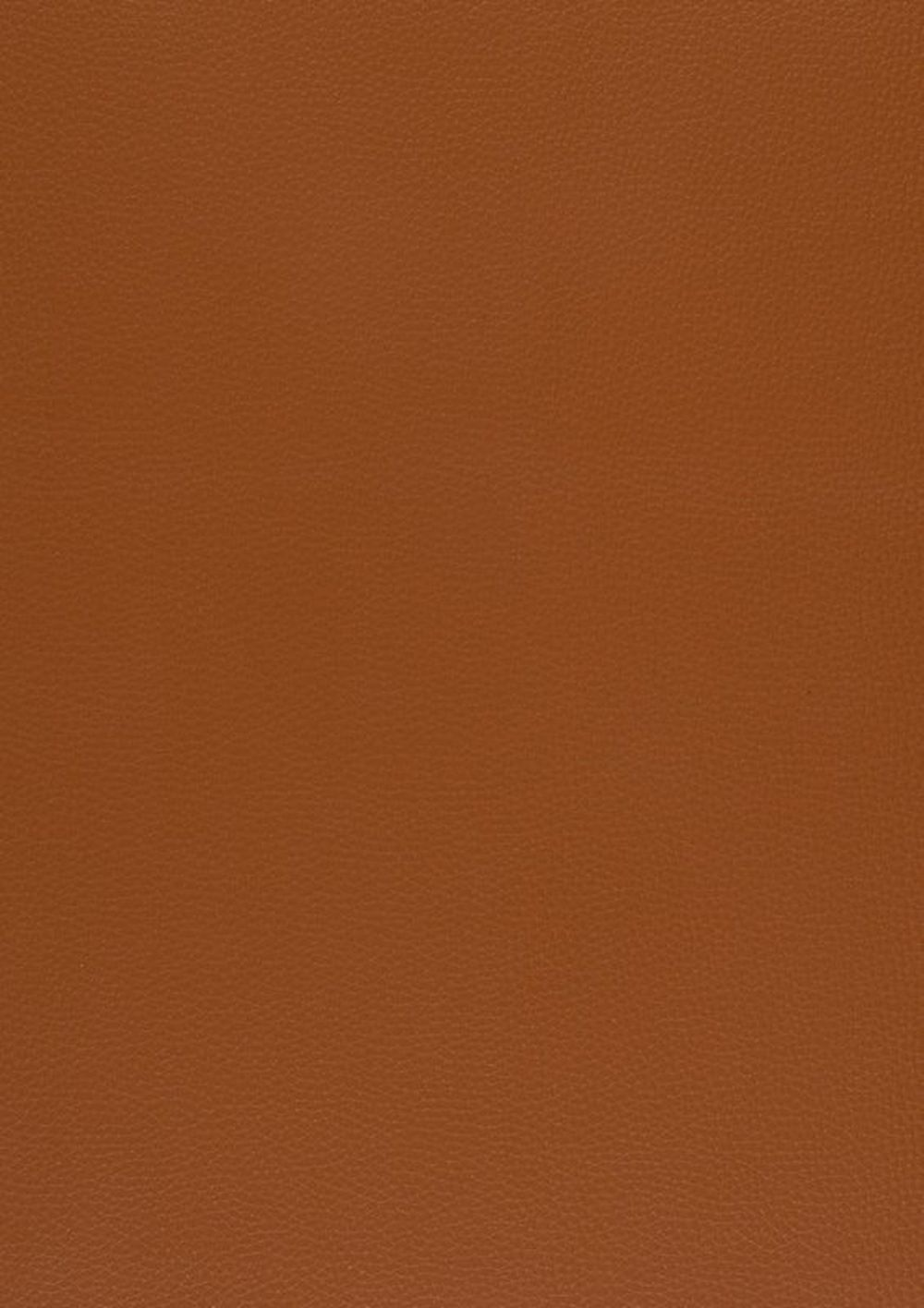 Photo of the fabric Endure FR-One Cognac swatch by FR-One. Use for Upholstery Medium Duty, Accessory. Style of Plain, Texture