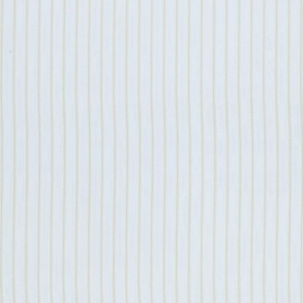 Photo of the fabric Display FR-One Cream swatch by FR-One. Use for Sheer Curtains. Style of Pattern, Sheer, Stripe