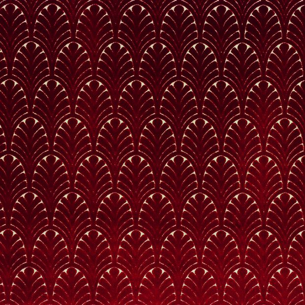 Photo of the fabric Hermoso 3947 3947 05 60 swatch by Casamance. Use for Curtains, Upholstery Medium Duty, Accessory, Top of Bed. Style of Decorative, Pattern