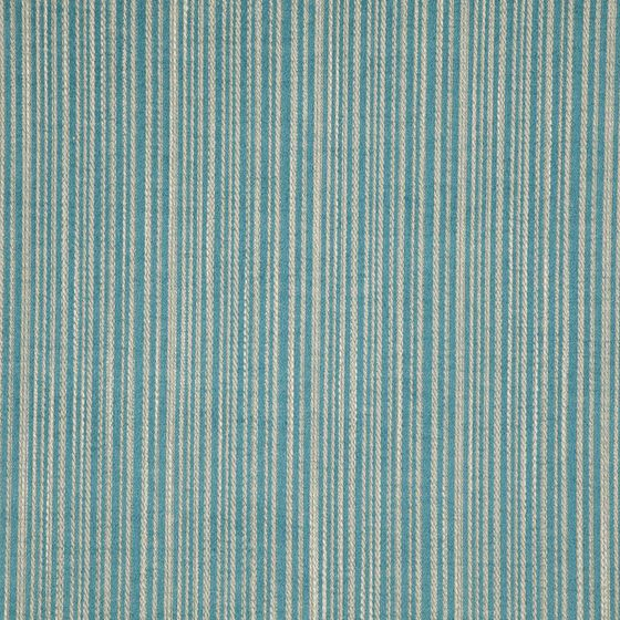 Photo of the fabric Fairchild Marine swatch by Zepel FibreGuard. Use for Curtains, Upholstery Heavy Duty, Accessory, Top of Bed. Style of Pattern, Stripe