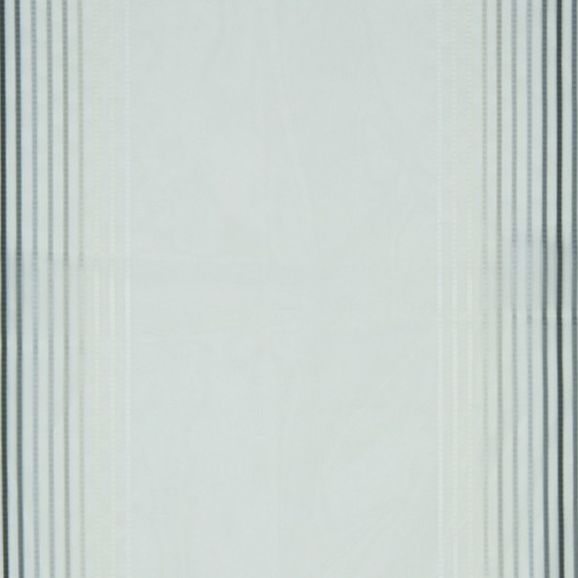 Photo of the fabric Spectrum II 14617 * 705 swatch by Christian Fischbacher. Use for Drapery Sheer. Style of Decorative, Sheer, Stripe