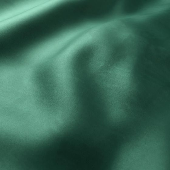 Photo of the fabric Warlock Velvet Emerald swatch by Zepel. Use for Curtains, Upholstery Heavy Duty, Accessory, Top of Bed. Style of Plain, Velvet