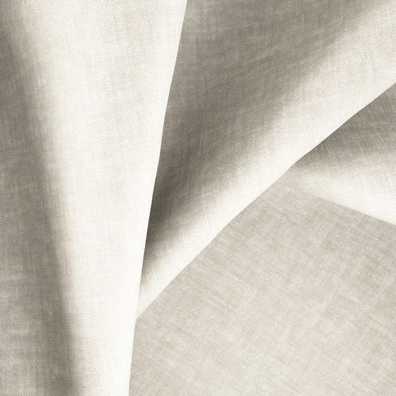 Photo of the fabric Drawstring Linen swatch by Zepel. Use for Curtains, Accessory, Top of Bed. Style of Plain, Texture