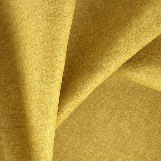 Photo of the fabric Deluxe Amber swatch by Zepel FibreGuard. Use for Upholstery Medium Duty, Accessory, Top of Bed. Style of Plain, Velvet