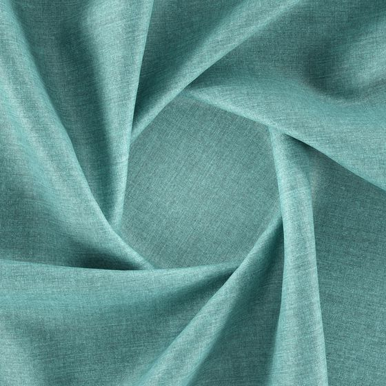 Photo of the fabric Deluxe Lagoon swatch by Zepel FibreGuard. Use for Upholstery Medium Duty, Accessory, Top of Bed. Style of Plain, Velvet