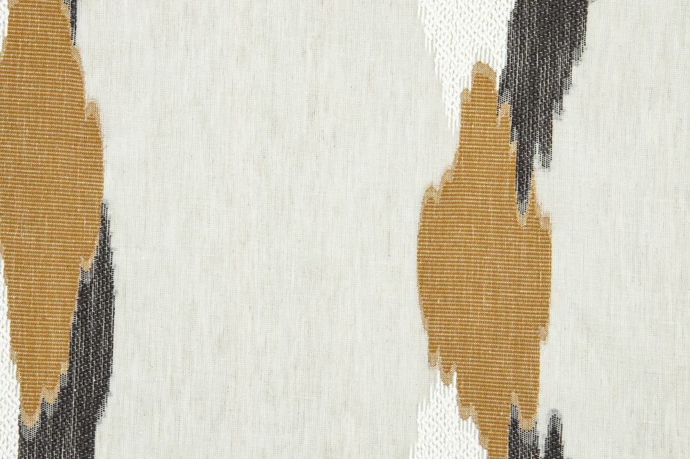 Photo of the fabric Monterrey 10806 * 603 swatch by Christian Fischbacher. Use for Curtains. Style of Decorative, Pattern