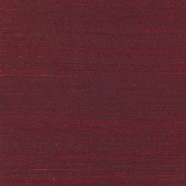 Photo of the fabric Indulgence Bordeaux swatch by Zepel. Use for Curtains. Style of Plain