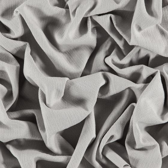 Photo of the fabric Bolt Silver swatch by FibreGuard. Use for Upholstery Heavy Duty, Accessory. Style of Plain, Texture