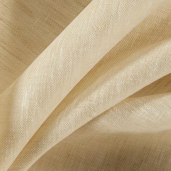 Photo of the fabric Allusion Papyrus swatch by Zepel. Use for Sheer Curtains. Style of Plain, Sheer