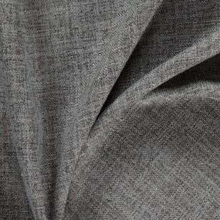 Photo of the fabric Motion Aluminium swatch by Zepel. Use for Sheer Curtains. Style of Plain, Sheer, Texture