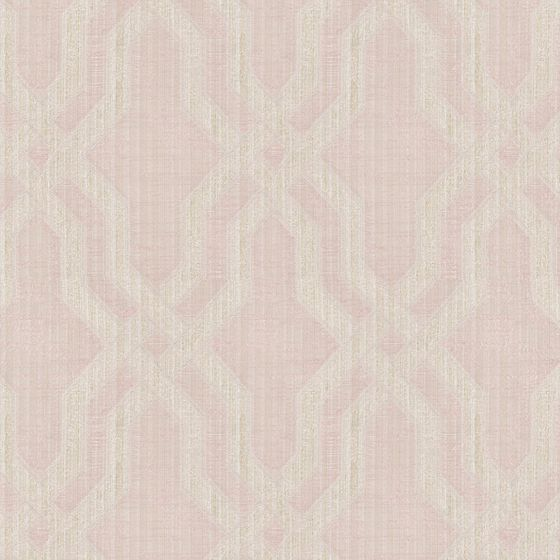 Photo of the fabric Modus Blossom swatch by Zepel. Use for Curtains, Accessory, Top of Bed. Style of Decorative, Geometric, Pattern