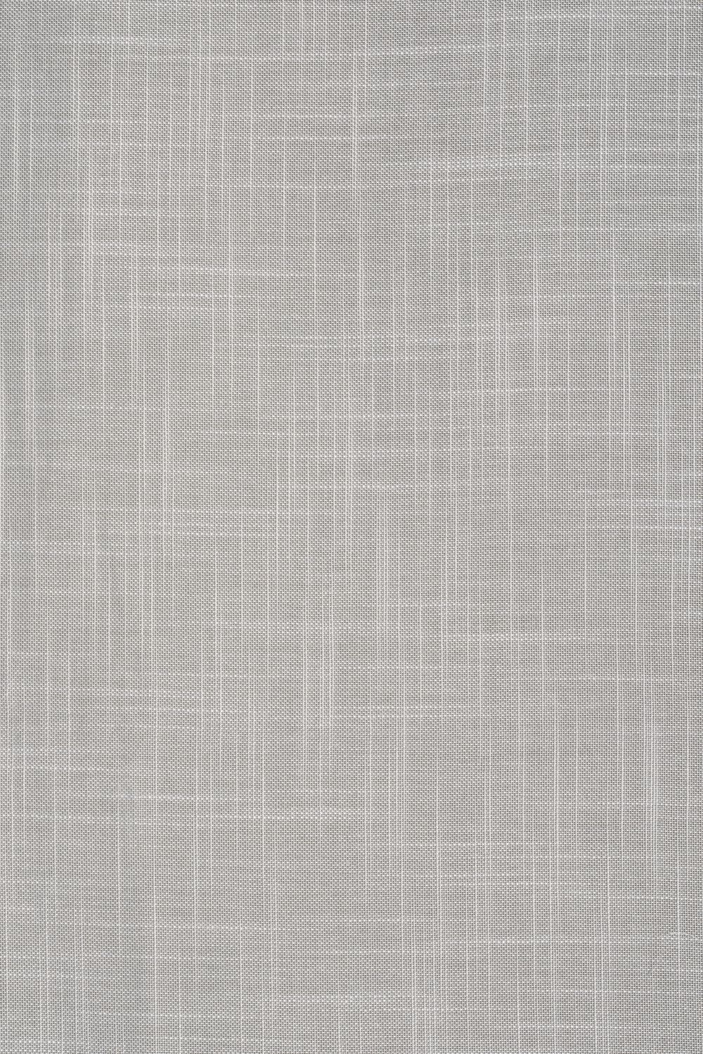 Photo of the fabric Attica Ash swatch by Zepel. Use for Curtains. Style of Plain, Sheer, Texture